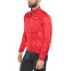 Shimano Hybrid Windbreaker Jacket Men Red